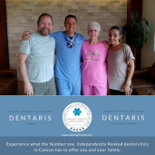 Cancun Dentist, Dr Joaquin Berron, Dentaris Cancun, Mexico Dentist , Dental Destinations Cancun-2