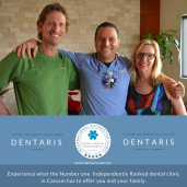 Cancun Dentist, Dr Joaquin Berron, Dentaris Cancun, Mexico Dentist , Dental Destinations Cancun